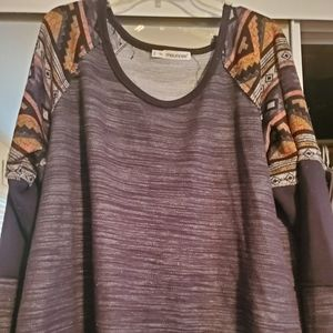 Maurices plus size 2 sweater